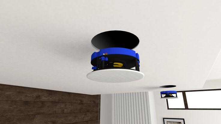 Het assortiment van AquaSound is uitgebreid met een High-End plafond speakerset. Geïntegreerde Bluetooth functionaliteit met High-End audio aspiraties.