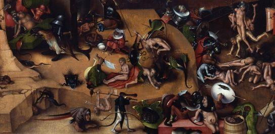 Hieronymus Bosch und seine Bilderwelt im 16. und 17. Jahrhundert