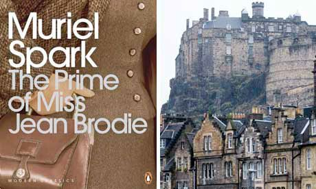 $escape.html($content.Picture.caption) The Prime of Miss Jean Brodie - Muriel Spark. - books set in #Edinburgh