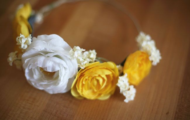 Design & Decor: Делаем цветочные короны ...