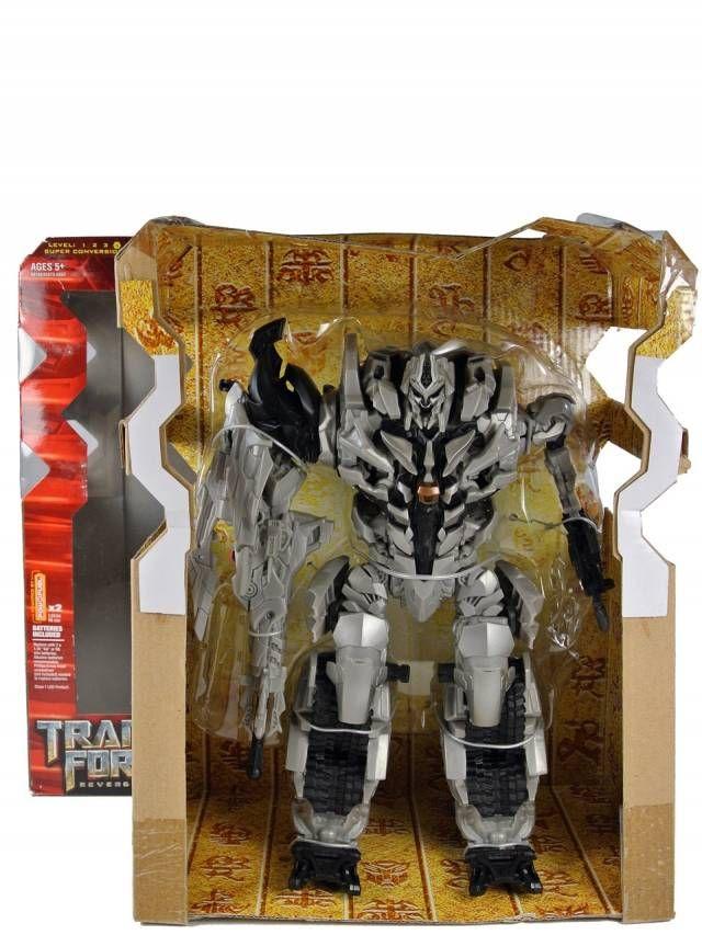 ROTF - Leader Class Megatron - MIB - by Hasbro #transformer
