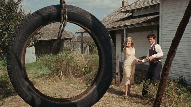 Bonnie and Clyde (1967, Arthur Penn) /  Cinematography by Burnett Guffey