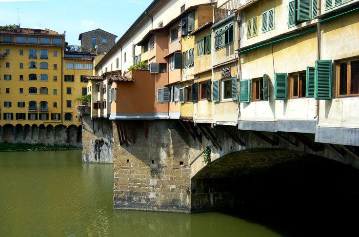 意大利  佛羅倫斯 黃金橋
