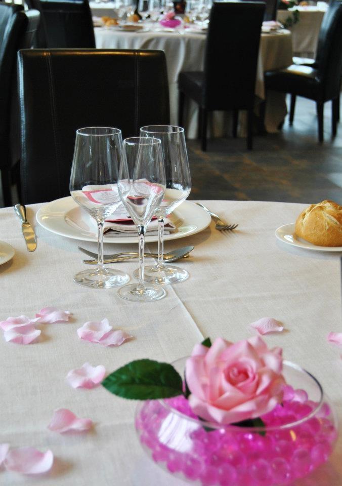decoración comedor, bodas Casa Setién.