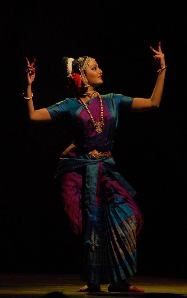 Kuchipudi dancer and indian cinema actress Manju Warrier