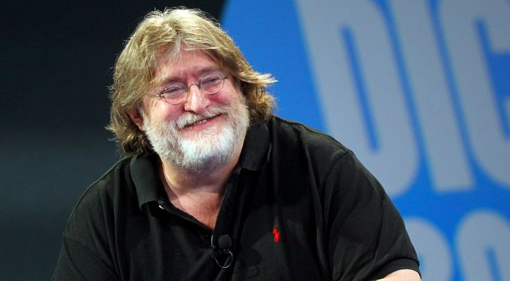 Gaben (Gabe Newell) Net Worth: How rich the president of Valve Corporation