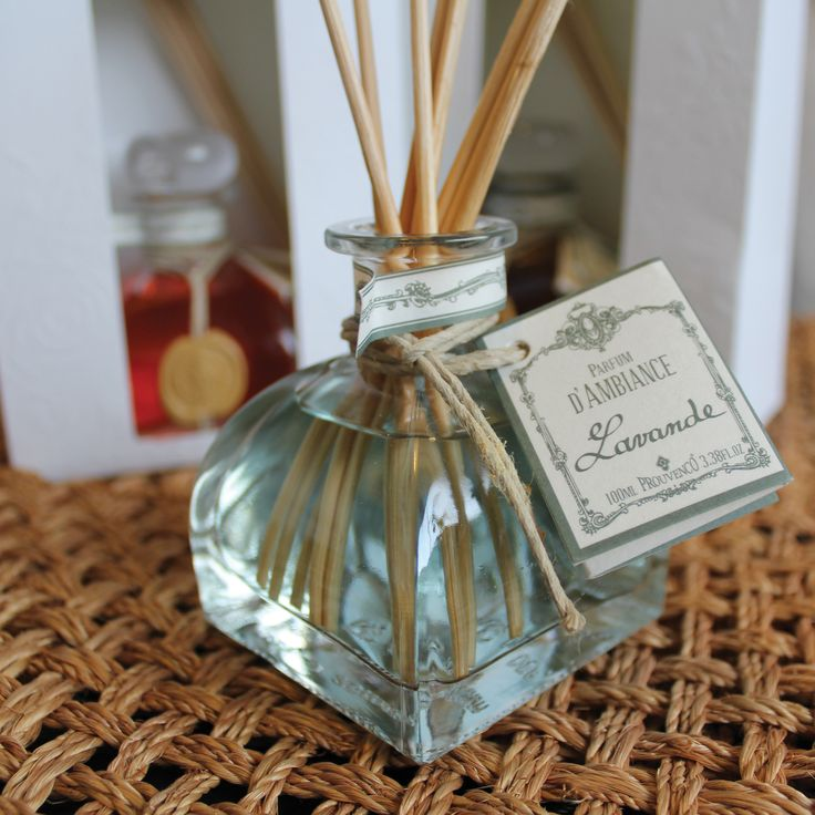 Prouvenco fragrance diffuser with perfume created in Grasse, Provence.  www.frenchaffair.com.au