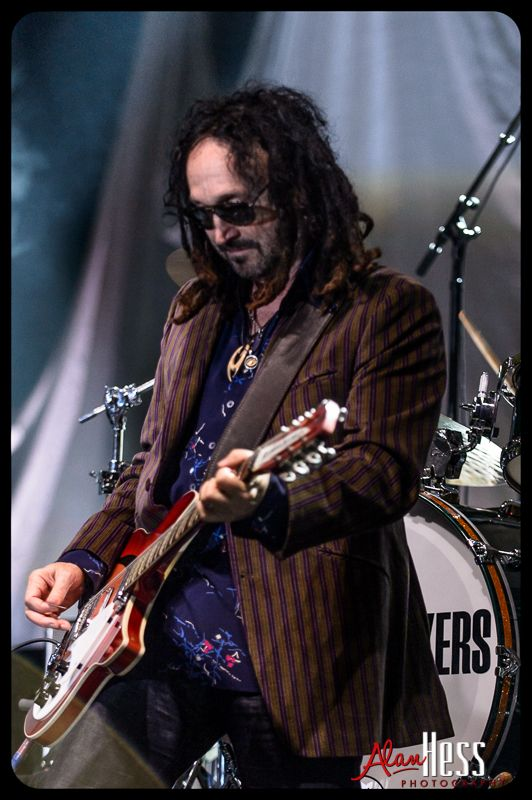 Tom Petty and the Heartbreakers / 2014   Mike Campbell
