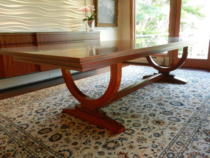 9 best images about dining room tables on pinterest for 12 foot long dining room table