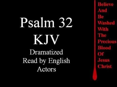 Psalm 32 KJV
