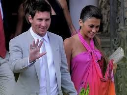 Owojela's Blog-Latest Naija News and Gist : LIONEL MESSI'S WEDDING: what would the football st...