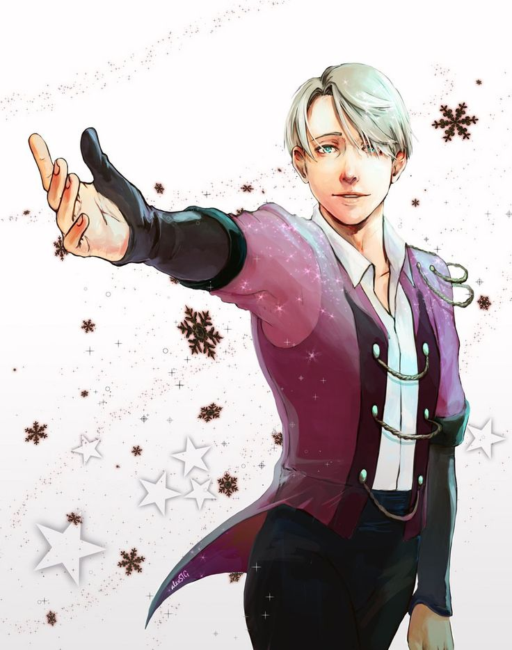 74 Best Images About Yuri On Ice On Pinterest Posts