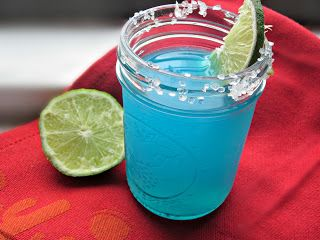 Hungry Couple: Blue Margarita