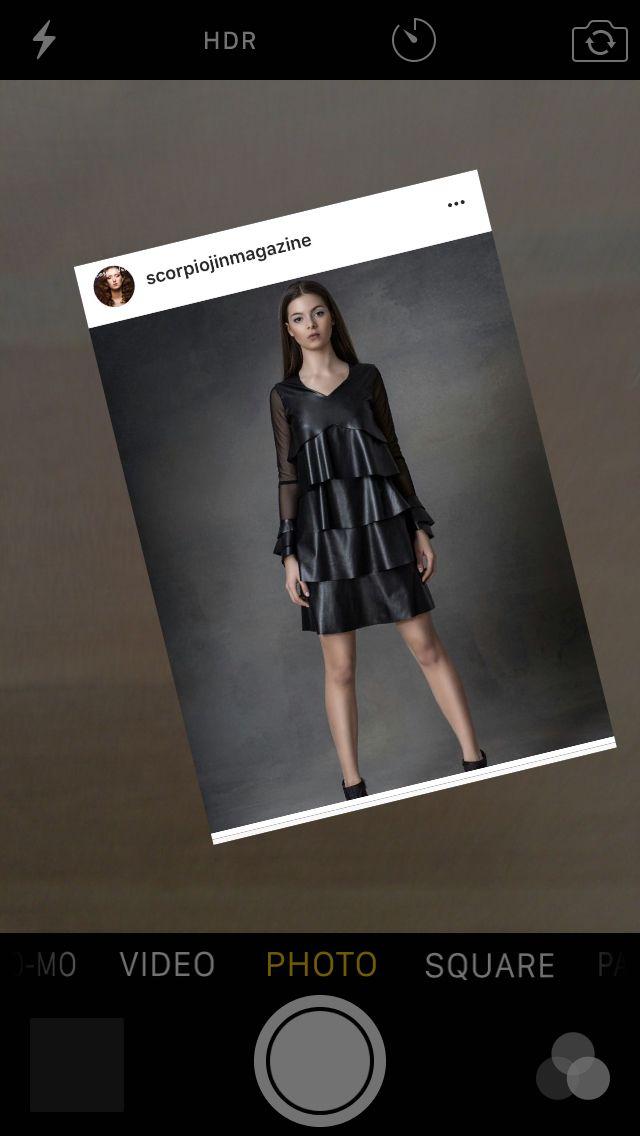 Bell dress Nina Masic photography, Ema Camo model, Korizma design