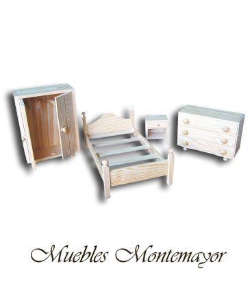 Minidormitorio Infantil