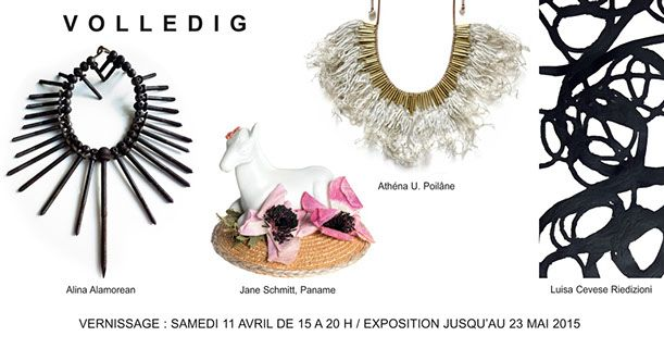 VOLLEDIG - Ibu Gallery Paris - 11avril-23mai avec Alina Alamorean