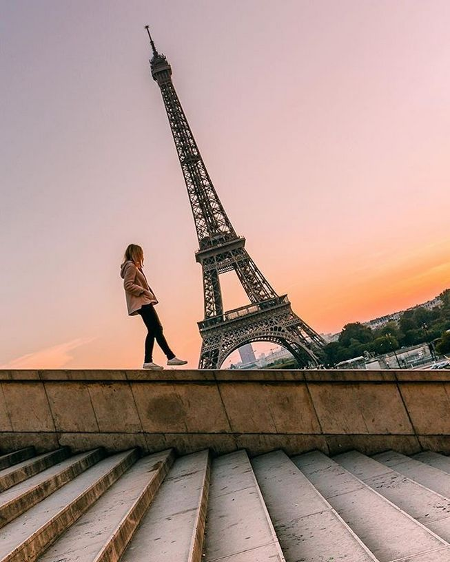90+ Gorgeous Paris Instagram Pictures, Make Your Happy Holiday