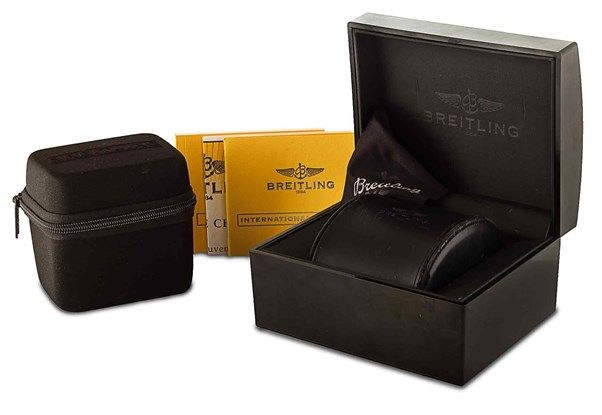 Breitling Blackbird A44359 - Product Code 76730