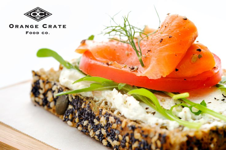 Cream cheese spreads are delicious - try some today at www.orange-crate.com