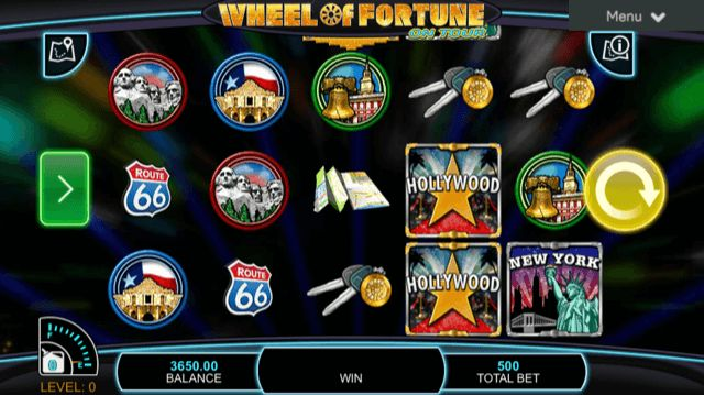 Wheel of Fortune On Tour Slot Review | IGT