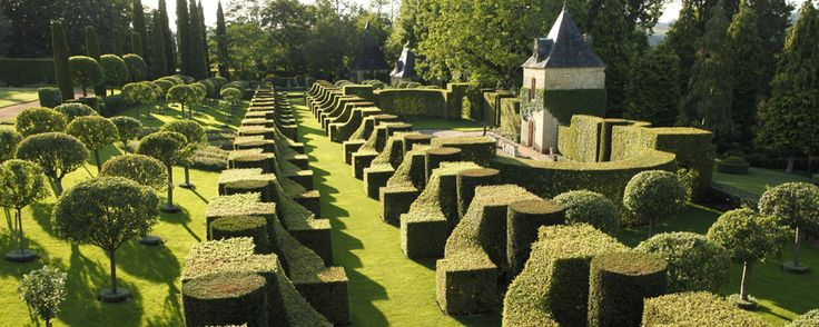 Jardin Eyrignac