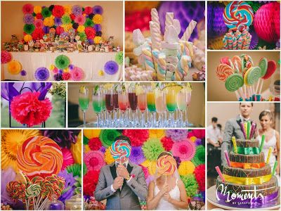Nuntă Naomi și Marius- O mare de culori! | Detalii de nunta