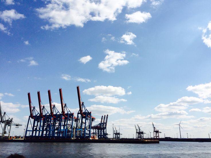 Haven. Hamburg.