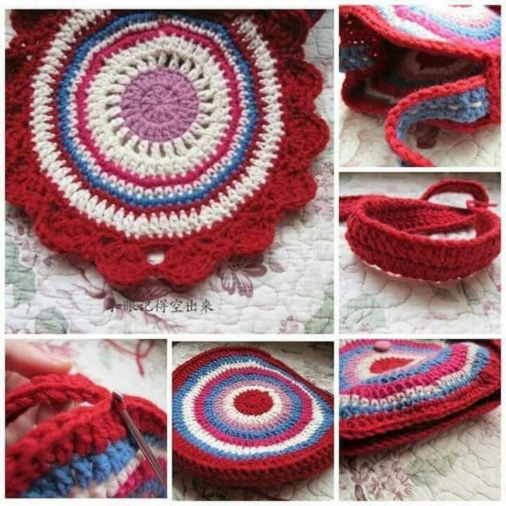 Asombroso Patrón De Crochet Oblonga Imagen - Manta de Tejer Patrón ...