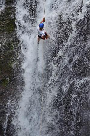 Quepo Canyoning - Quepos, Costa Rica