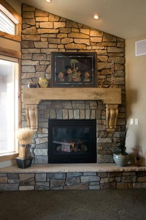 Stone Indoor Fireplaces 47 best indoor fireplaces images on pinterest | fireplace ideas