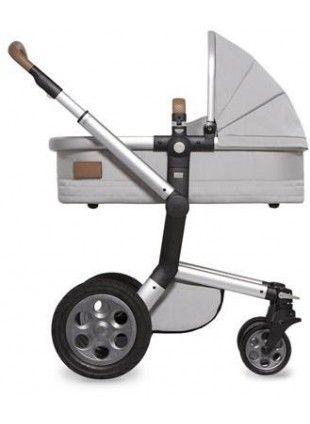 Joolz Day Quadro Kinderwagen Set Grigio