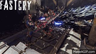 My Gif of THE SURGE