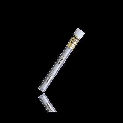 Eraser Refill for Pentel Pencils, White, 3 Erasers per Tube