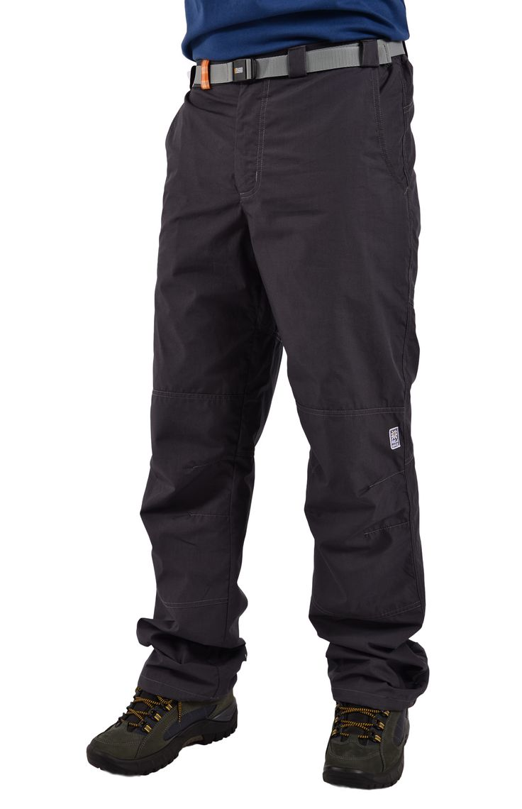 Теплые брюки с подкладкой REJOICE DOUBLE BARK