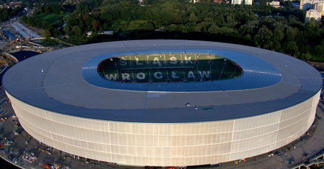 Estadio Municipal de Wroclaw (40.000 espectadores) - Ingrid Irribarren.