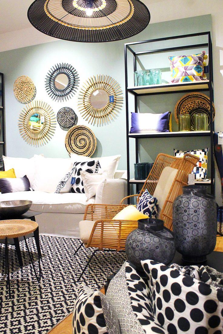 17 meilleures id es propos de tapis bambou sur pinterest tapis en bambou - Magasin la redoute paris adresse ...