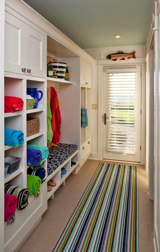 25 Best Ideas About Beach Towel Storage On Pinterest