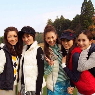 Callaway Apparel×AneCan 夢のゴルフ女子会/2014年 #森絵里香 #安座間美優 #葛岡碧 #erikamori #mewazama #midorikuzuoka #anecan #japanesemodel #golf