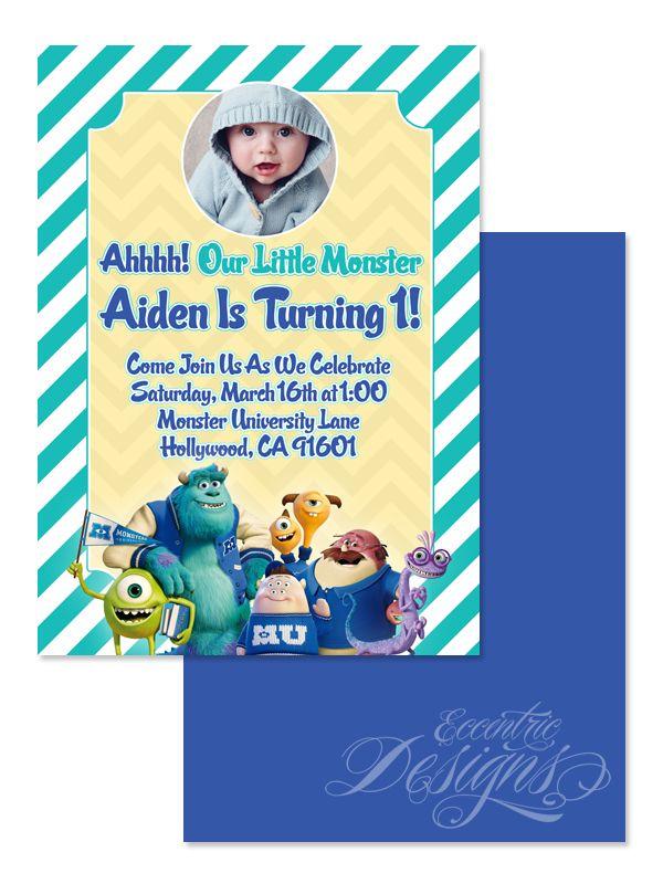 122 best Children Birthday Party Invitation Designs images on ...