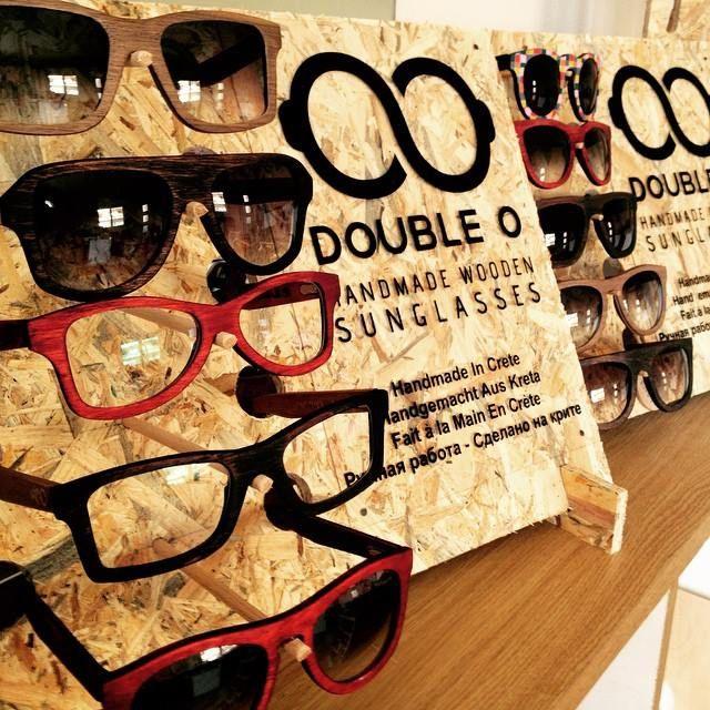 Double O Eyewear Stand! www.etsy.com/shop/DoubleOwoodcrafts