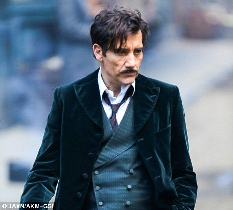 New York's Lower East Side neighborhood has been transported back to the early part of the 20th century for the filming of a new TV series The Knick.