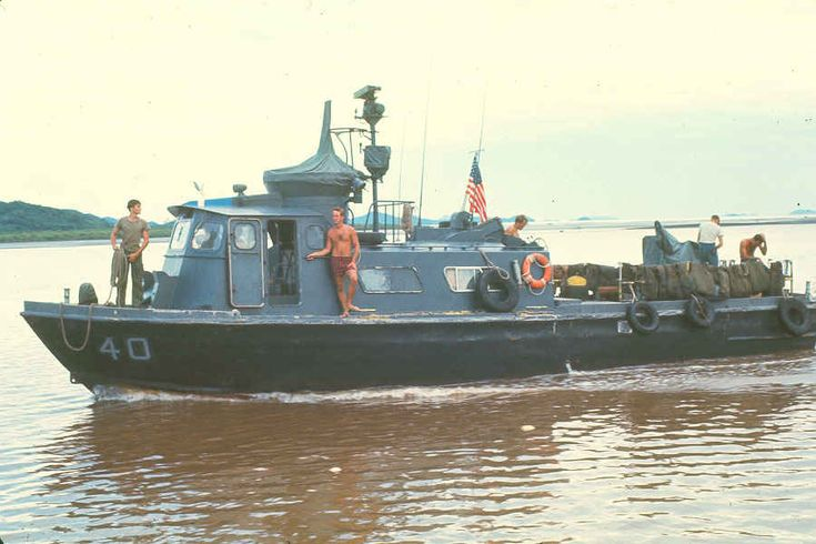 Brown Water Navy Delta Army   The Swift Boats of the Brownwater Navy in Vietnam
