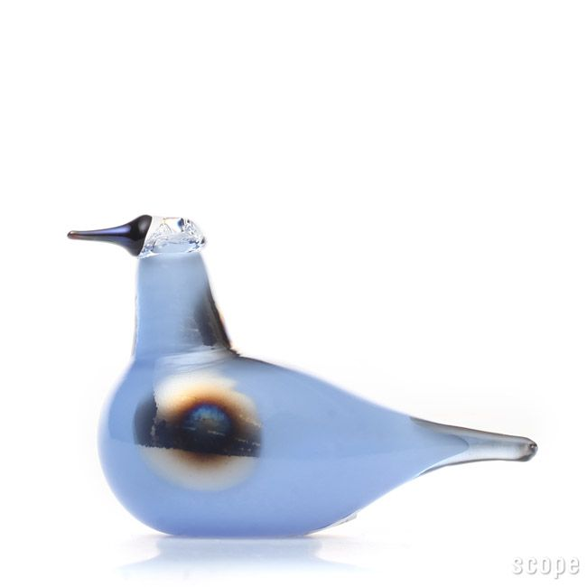 iittala Birds by Oiva Toikka Sky Curlew. Since 2005.