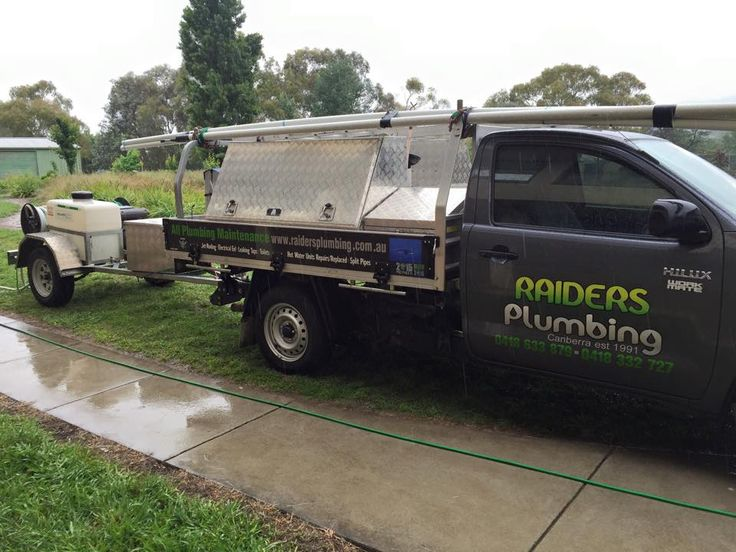 Raiders Plumbing is a locally owned and operated team of emergency plumbers in Canberra. We can help you with fixing leakages, clearing drains, installation, repair and replacement of plumbing components and what not. Call us today for a comprehensive plumbing assistance.  Address: 2 Booderee Place, BANKS ACT 2906  Ph.No.  0418633879  Fax No. 0262944484  Email Id: raidersplumbing@bigpond.com
