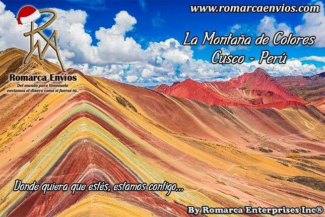 Nuestras tasas a las 9:30am $2057- €2184 .La Montaña de Colores, es conocida también como Montaña Arco Iris, Cerro Colorado, o en inglés como Rainbow Mountain. Es uno de los atractivos más majestuosos presentes en el camino hacia el APU AUSANGATE, se dice que es un lugar que demuestra una nueva oportunidad para todo aquel que la visita, está catalogada por la revista NATIONAL GEOGRAPHIC como uno de los 100 lugares que no puedes dejar de visitar.