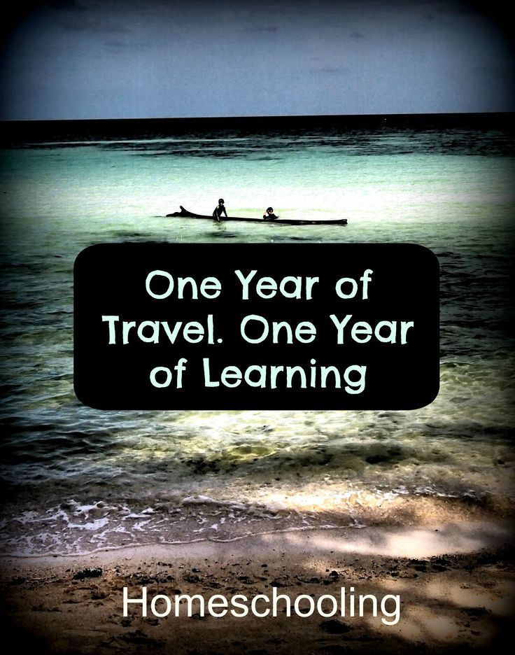 How much learning happens in one year of non stop travel? Find our educational highlights here as we worldschool, unschool and homeschool our way around the globe. http://worldtravelfamily.com/one-year-travel-homeschooling-highlights/