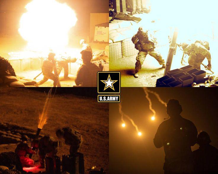 Illumination Mortars Light Up The Night Night Training Patriotic Poems Night