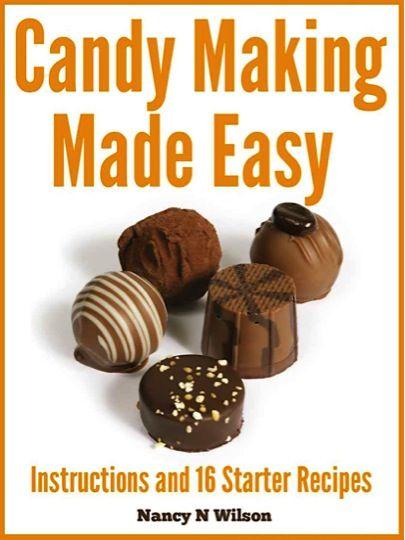 e-Cookbook: 17 Candy Making Recipes!