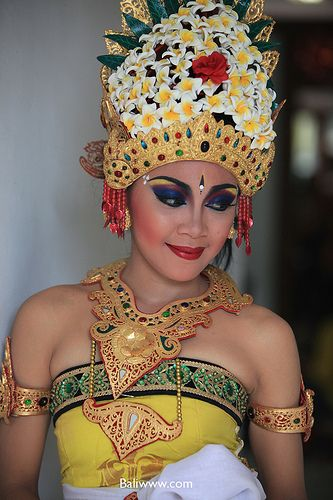 Faces of Bali: Dancer, Bali art festival 2013