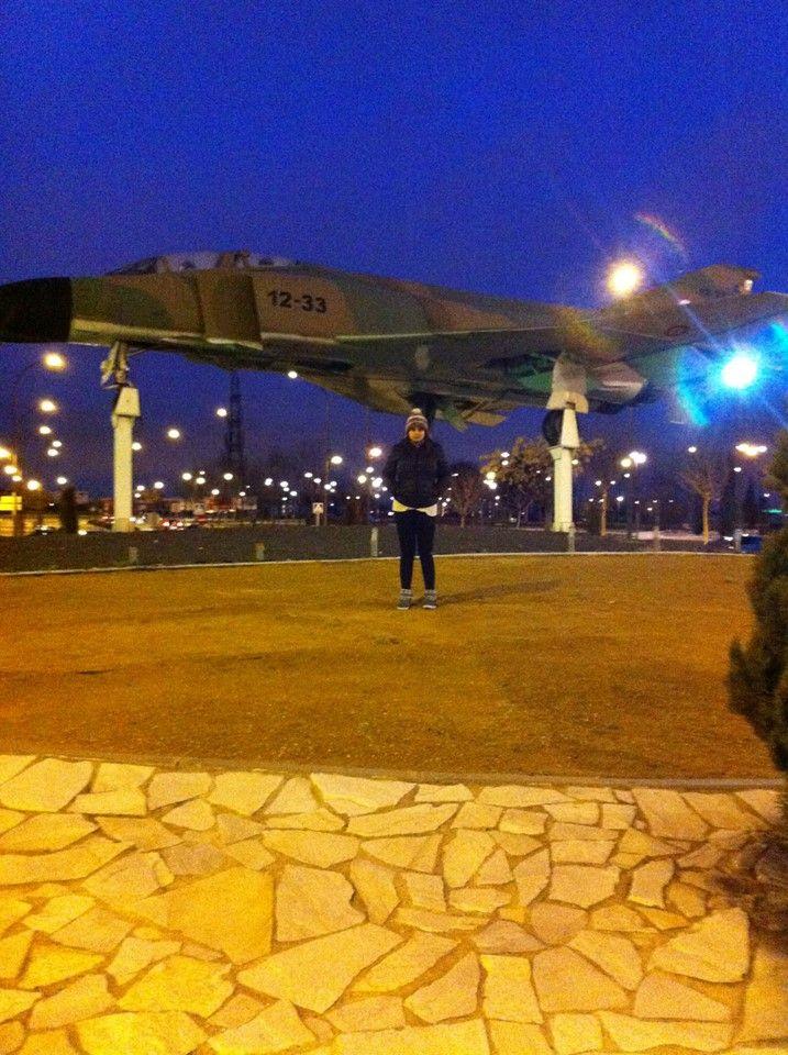 Avión de Getafe